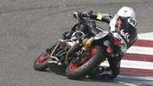 Moto Guzzi Fast Endurance: test al via