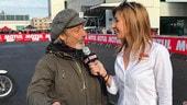 """Lucchinelli: """"Se andassi forte come Rossi tornerei a correre"""""""