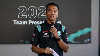 """Razali: """"Rossi e Lorenzo, coppia interessante per il 2021"""""""