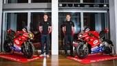 BSB: Ducati vuole il bis britannico con Brookes e Iddon