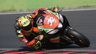 Ufficiale: Savadori resta in Aprilia tra MotoGP e CIV