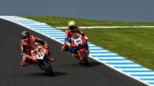 Test Phillip Island: le FOTO più belle del Day 1