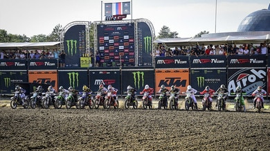 Mondiale Motocross: cambia il calendario