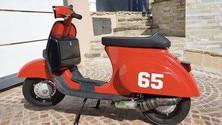 """Capirossi: """"La mia Vespa 50 ora sembra una moto da cross…""""  - LE FOTO"""