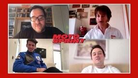 """Motosprint On Air, Locatelli: """"Vincere ripaga sacrifici e lavoro"""" - VIDEO"""