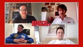 """Motosprint On Air, Locatelli: """"Spero di poter finire questa stagione"""" - VIDEO"""