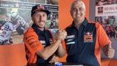 """MXGP, Cairoli rinnova con KTM: """"Voglio scrivere ancora la storia"""""""