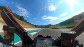 Al Mugello con la Ducati Panigale Superleggera V4 - VIDEO