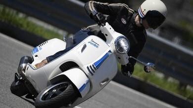 """La Vespa GTS Super 300 """"mette le ali"""" con Polini Motori"""