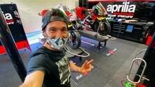 Jerez scalda i motori, tutto pronto per i test - FOTO
