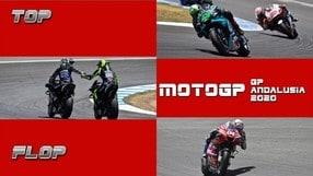 MotoGP: i Top & Flop del GP d'Andalusia - VIDEO