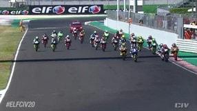 CIV Misano, Premoto3: gli highlights di Gara 1