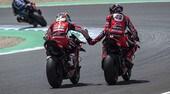 Sole rosso a Jerez: Redding precede Davies e Ducati fa doppietta