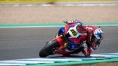 """SBK Jerez, Bautista: """"Le condizioni estreme non ci hanno aiutato"""""""