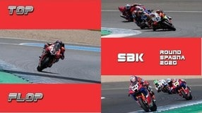 SBK: Top&Flop Spagna 2020