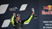 A Brno Valentino Rossi cerca il podio n° 200