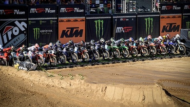 L'MXGP torna in azione in Lettonia