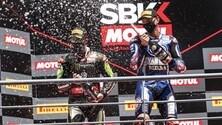SBK Portimao: le FOTO di Gara 1