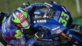 Moto2 Brno: Bastianini fa bis in solitaria. Lowes ritrova il podio