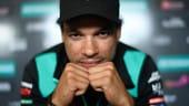 """Primo podio per Morbidelli a Brno: """"Sono sopraffatto dall'emozione"""""""