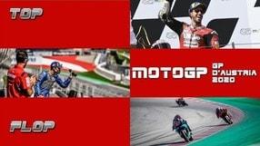 MotoGP: i Top&Flop del GP d'Austria - VIDEO