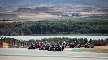 SBK Aragon: le FOTO della doppietta Ducati in Gara 1