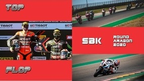 SBK Aragon: i Top&Flop del weekend - VIDEO