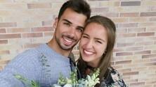 Nozze in vista per Miguel e Andreia - FOTO