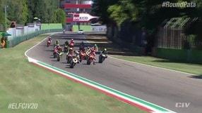 CIV Imola, SS600: gli highlights di Gara 1