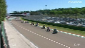 CIV Imola, Moto3: gli highlights di Gara 1
