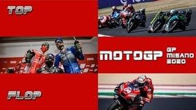 MotoGP: i Top&Flop del GP Misano - VIDEO