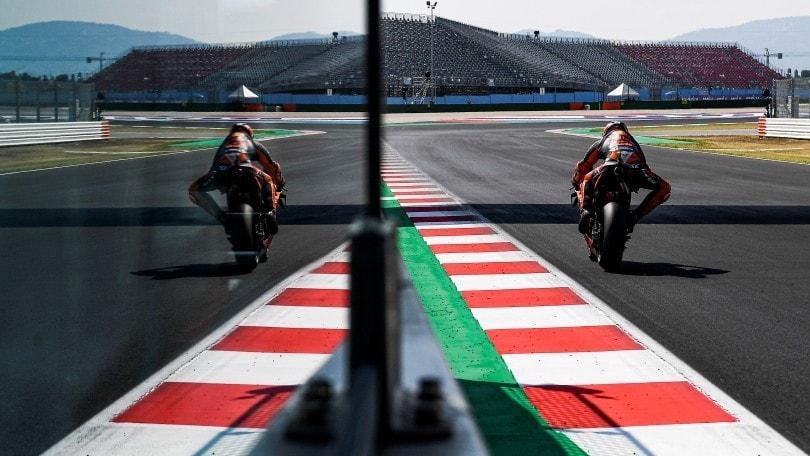 MotoGP, Test Misano: le FOTO dei collaudi