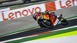 Moto3, FP1 GP Emilia Romagna: Fernandez primo, Foggia terzo
