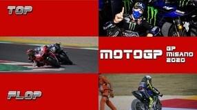 MotoGP: i Top & Flop del GP Emilia Romagna - VIDEO