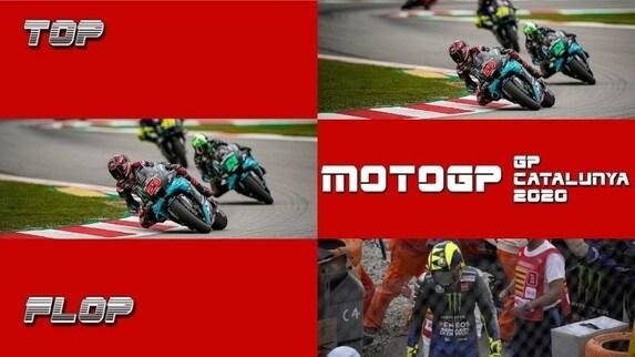 MotoGP: i Top & Flop del GP Catalunya - VIDEO