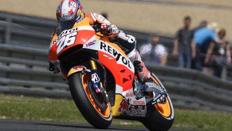 MotoGP, le FOTO più significative della carriera di Pedrosa