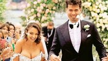 Le nozze da favola di Elettra Lamborghini - FOTO