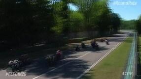 CIV Imola, SBK: gli highlights di Gara 1
