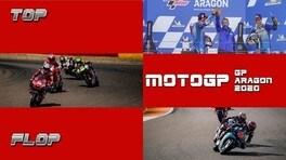 MotoGP: i Top & Flop del GP Aragon - VIDEO