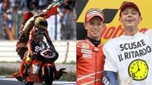 MotoGP: i festeggiamenti più memorabili di Valentino Rossi - FOTO