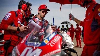 MotoGP, Ducati: anche quest'anno, si vince (forse) l'anno prossimo