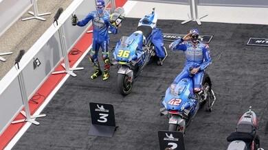 """MotoGP, Brivio: """"A Suzuki non piacciono gli ordini di scuderia"""""""