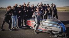 Max Biaggi a 408 km/h polverizza 12 record con la Voxan - FOTO