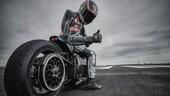 Max Biaggi a 408 km/h polverizza 12 record con la Voxan