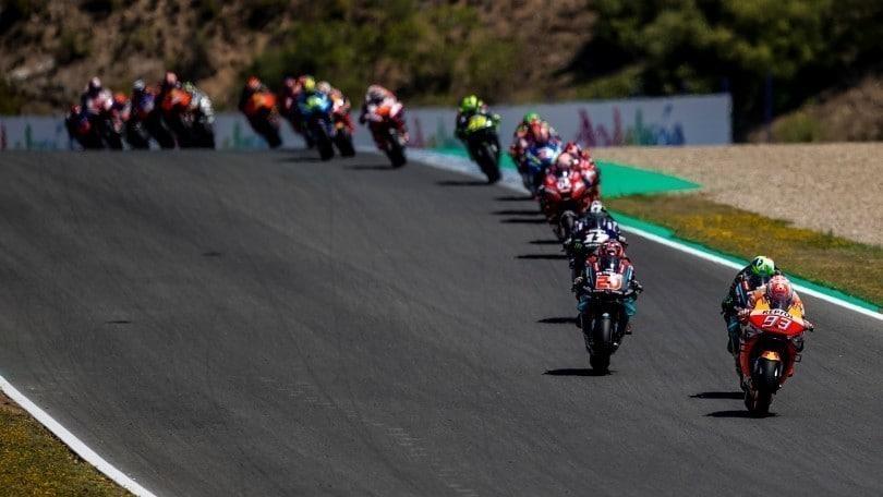 Calendario MotoGP 2021, Dorna rende pubblica la prima bozza