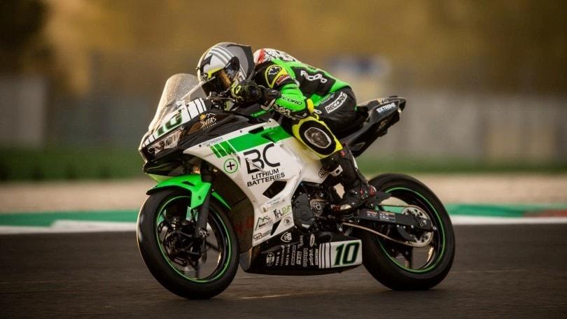 ELF CIV: c'è una gara in notturna sul calendario 2021   Motosprint