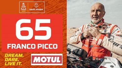 Esclusivo: Franco Picco alla Dakar a 65 anni