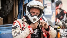 Franco Picco all'Africa Eco Race 2020