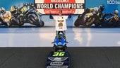 MotoGP, Joan Mir: immagini di un successo - FOTO