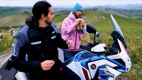 Motosprint The Test di Riccardo Piergentili: Honda CRF1100L Africa Twin Adventure Sports DCT